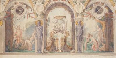 Slider-Loggia Watercolor