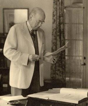 Max Farrand, ca. 1930s-1945