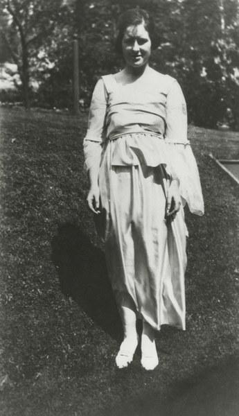 Ruth Havey, ca. 1923