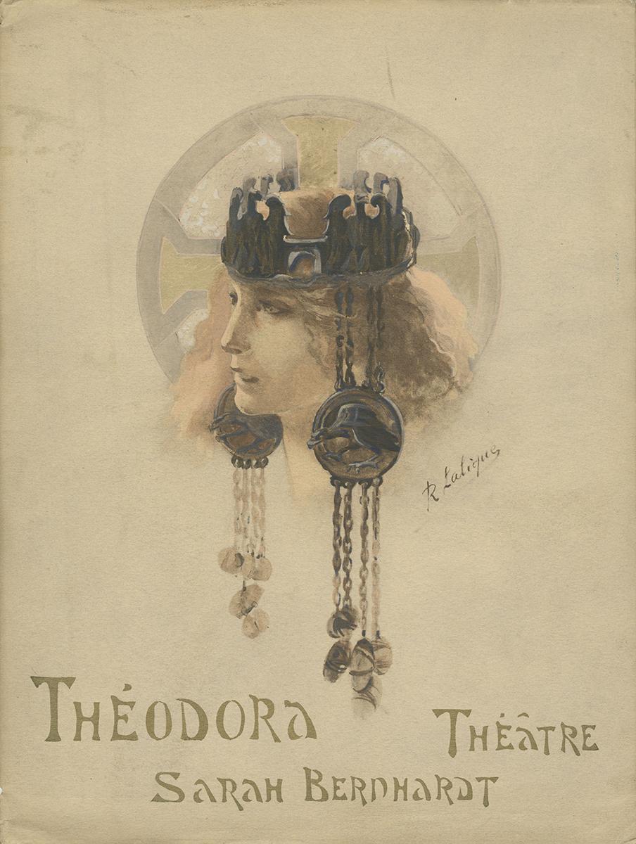 Lalique Program Cover