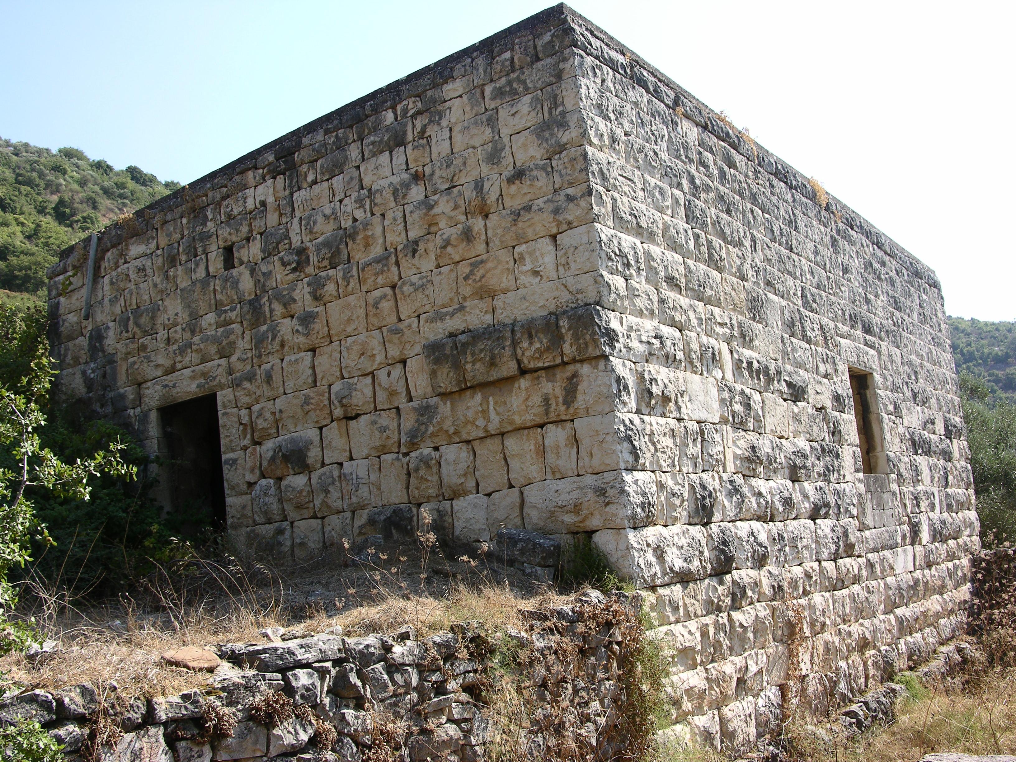 Fig. 12: Ottoman village, House 1 (Waliszewski and Chmielewski 2009–2010)