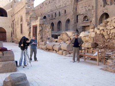 Fig. 7: Photo documentation of White Monastery Church, 2006 (Brooks Hedstrom 2006–2007)