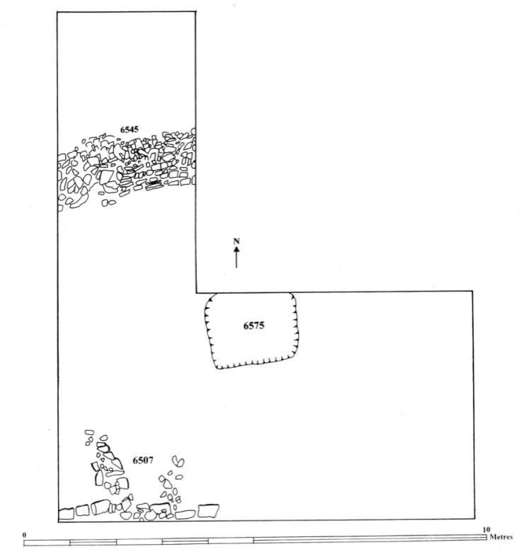 Fig. 11: Area B1 (Poulter 2010–2011)