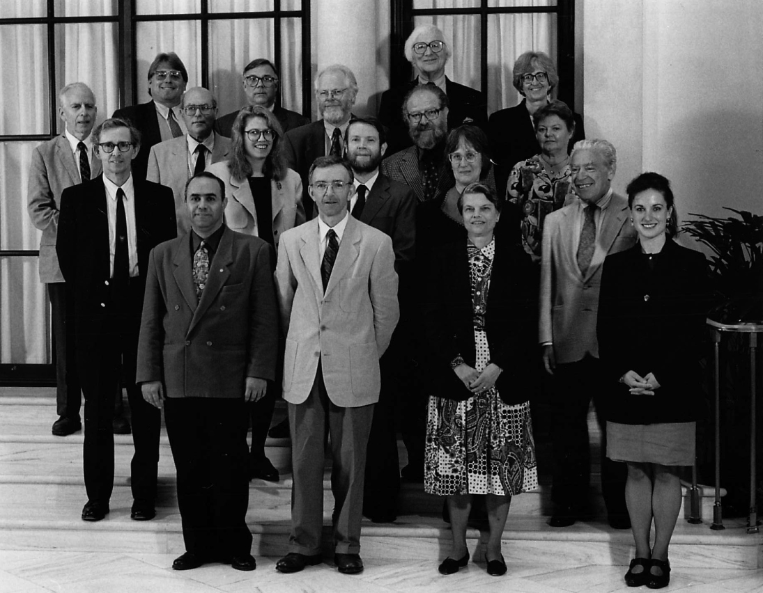 1996 Byzantine Studies Symposium Group Photo