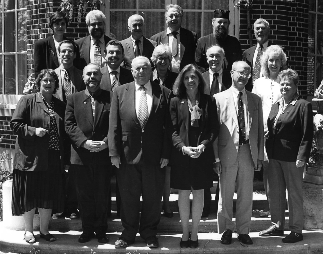 1999 Byzantine Studies Symposium Group Photo