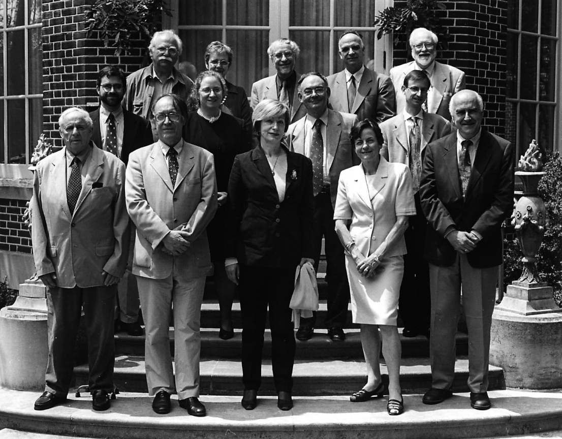 2001 Byzantine Studies Symposium Group Photo