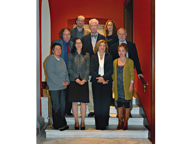 Colloquium on 'Light, Surface, Spirit: Phenomenology and Aesthetics in Byzantine Art' (November 2009)