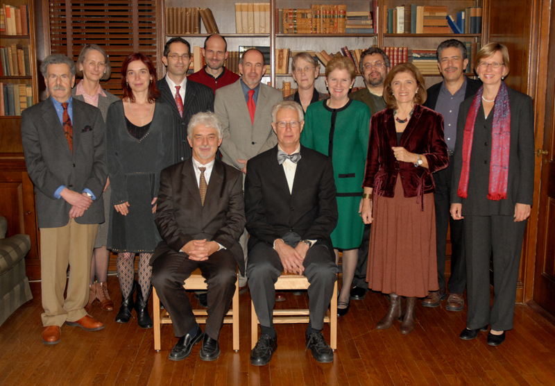 2006 Winter Byzantine Studies Symposium Group Photo