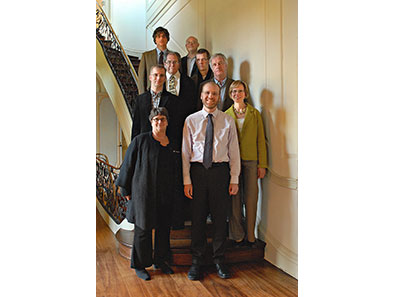 2010 Byzantine Studies Colloquium Group Photo