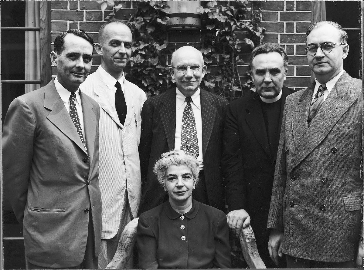 1948 Byzantine Studies Symposium Group Photo