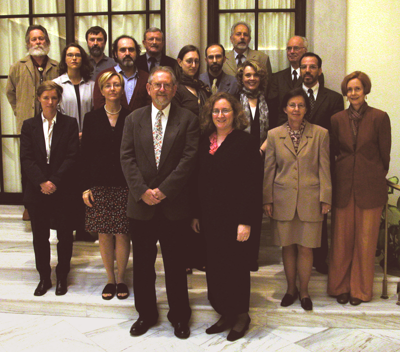 2003 Byzantine Studies Symposium Group Photo