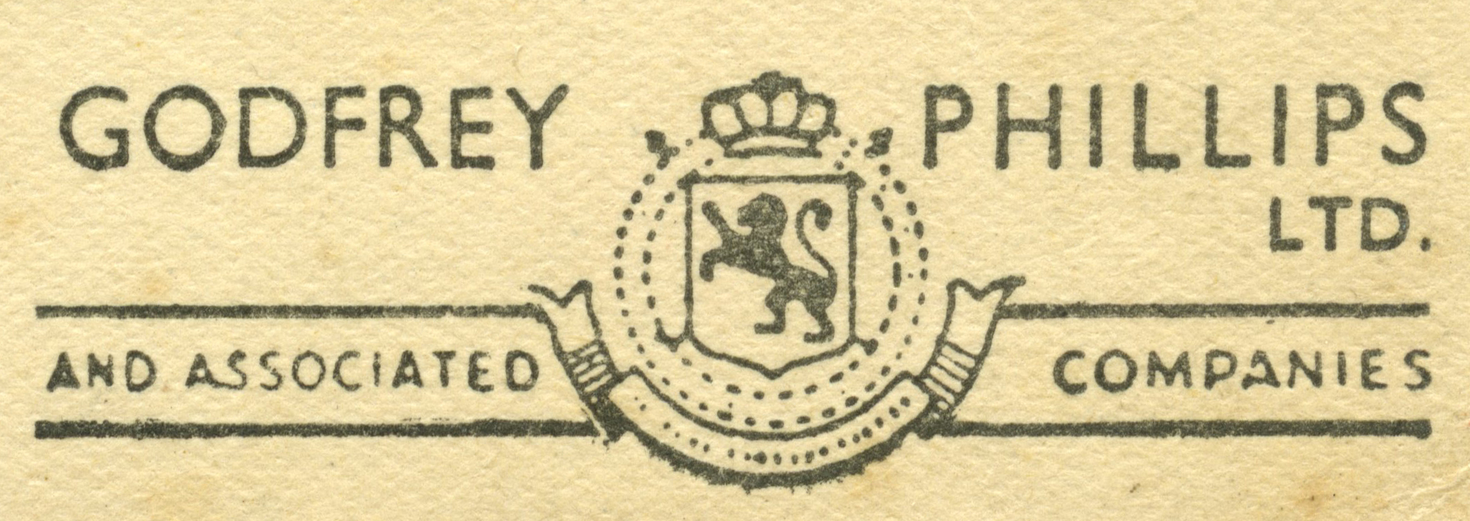 Godfrey Philips, Ltd. Advertising Information