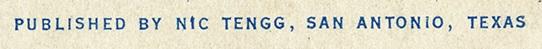 Nic Tengg Credit Line