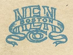 New England News Company Logo