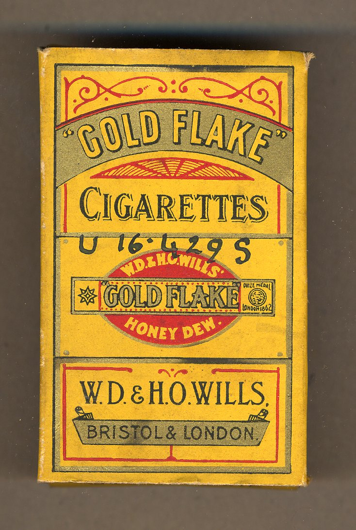 Wills Cigarettes Packet