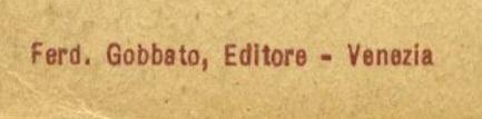 Ferdinando Gobbato Credit Line