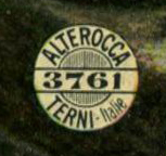 Alterocca Credit Line and Logo