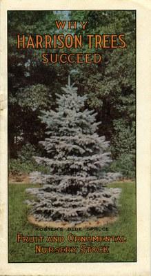 Harrison Trees Brochure, AR.EP.BR.0362a