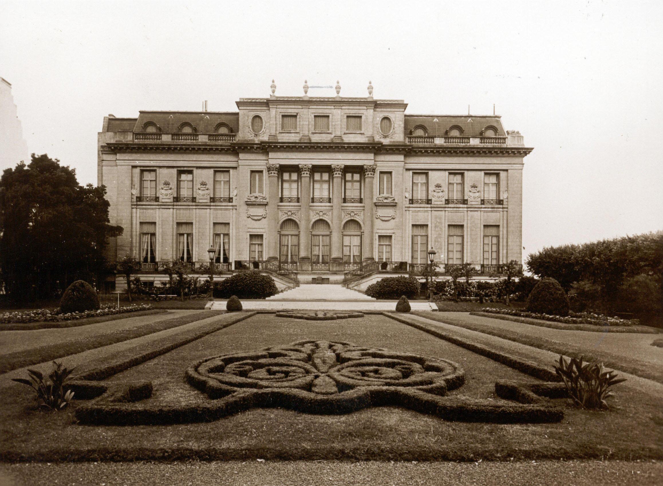 Bosch Palace, ca. 1930