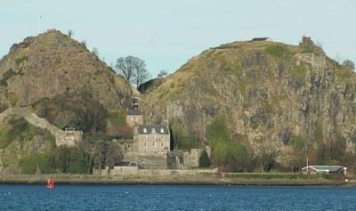 Dumbarton Rock and Dumbarton Castle