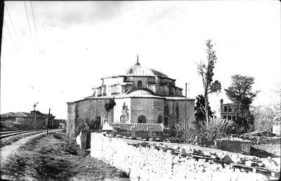 Sts. Sergius and Bacchus, Istanbul, Exterior view