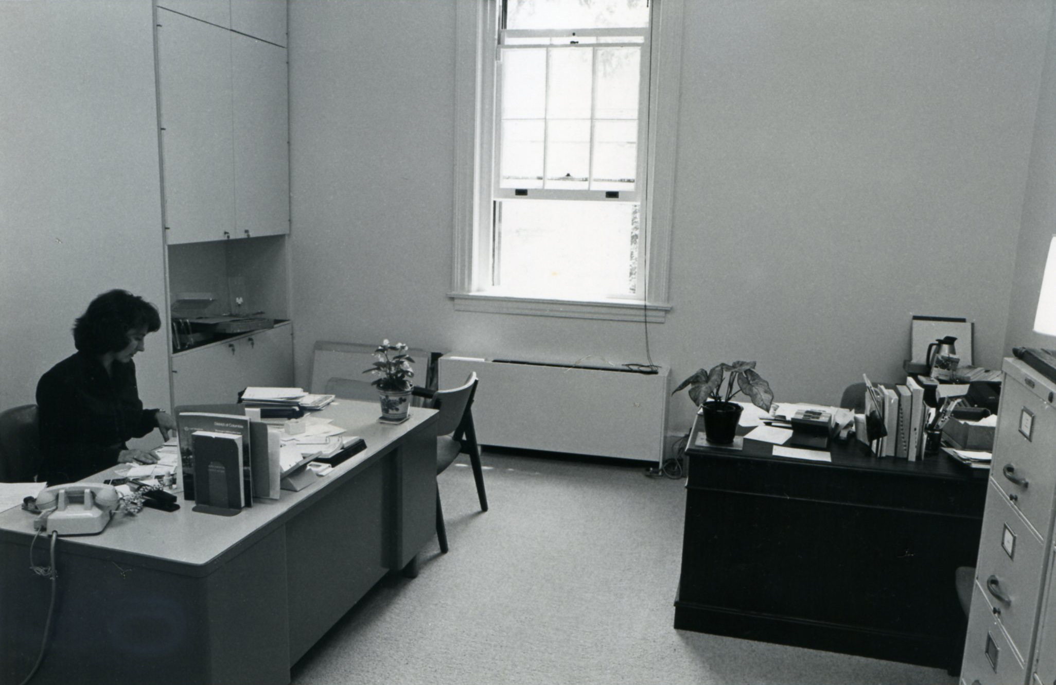Dumbarton Oaks Administrative Office, 1978