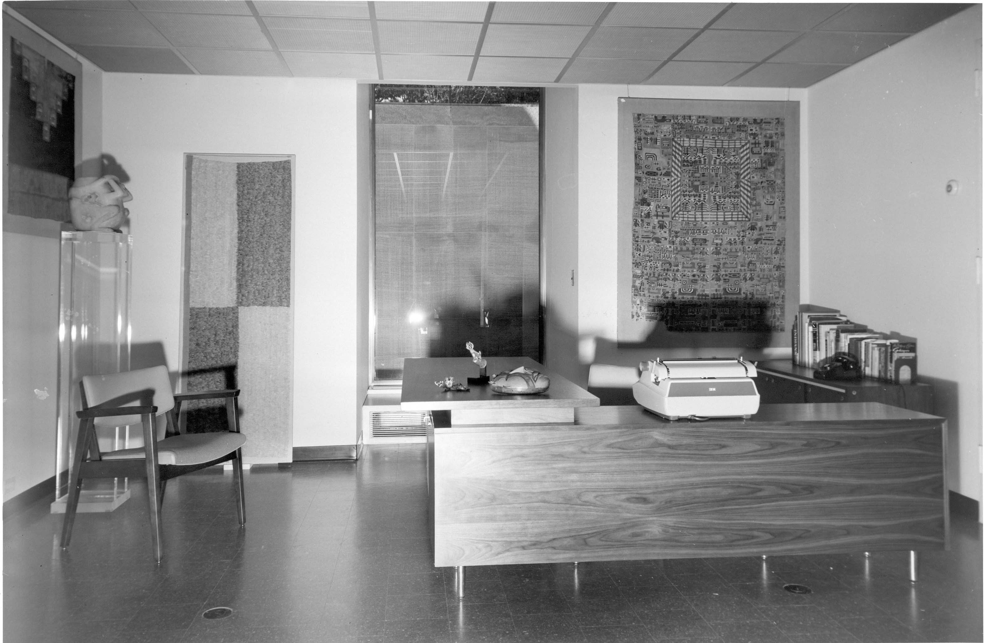 Office of the Curator and later Director of Pre-Columbian Studies, 1963