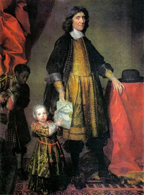 Cecil Calvert, 2nd Lord Baltimore (1605-1675)