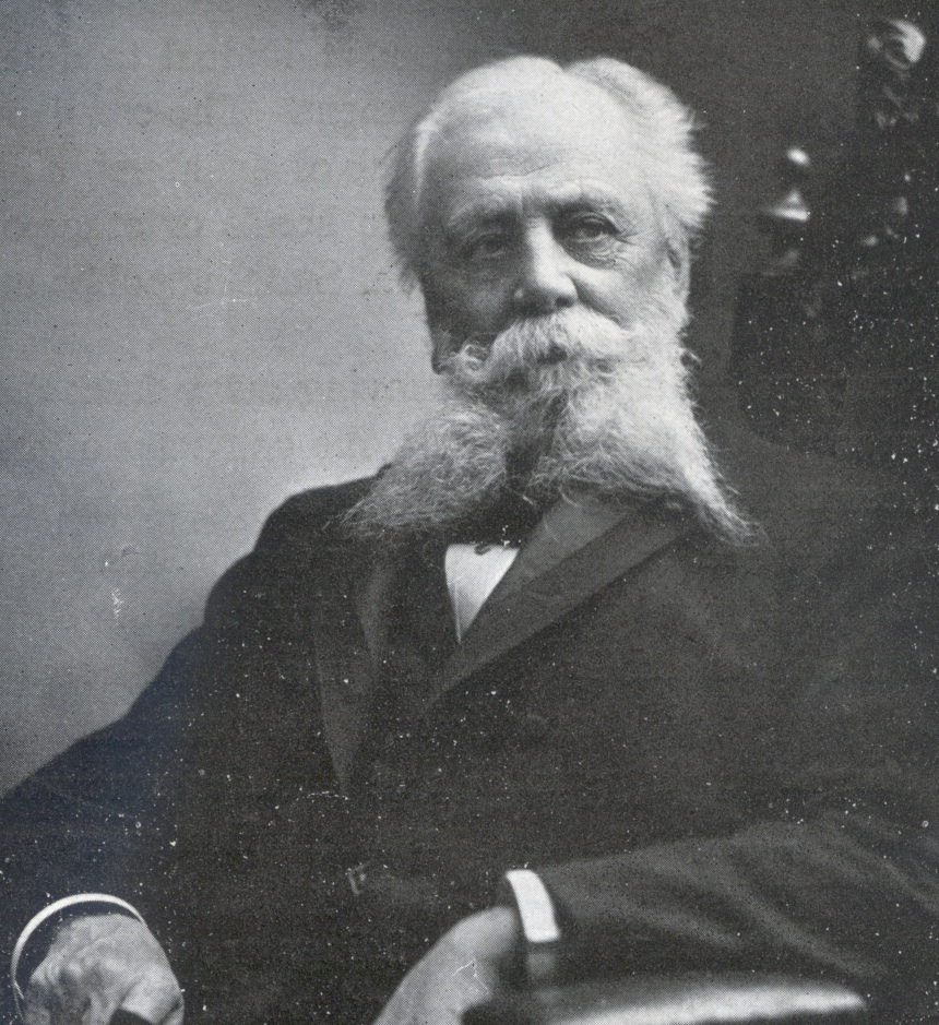 Henry Fitch Blount (1829-1917)