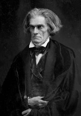 John C. Calhoun, Secretary of War and Vice President (1782-1850)