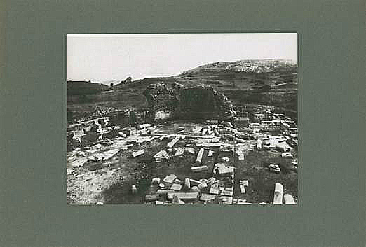 Research Archives - Church of St. Mary, Ephesos, image of ruins