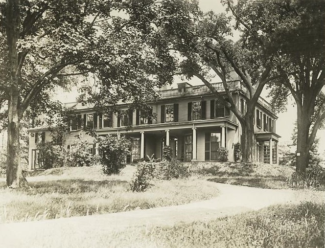 Shady Hill, the Cambridge, Massachusetts home of Paul J. Sachs where most of the early Administrative Committee meetings took place