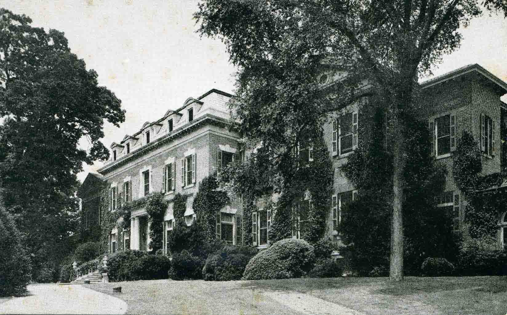South View Main Building and Driveway (AR.Misc.PC.001)