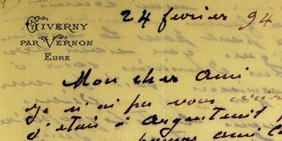Thumbnail for Autograph Letter Collection