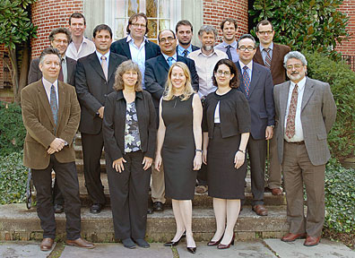 Speakers of the 2009 Dumbarton Oaks, Pre-Columbian Studies Symposium.