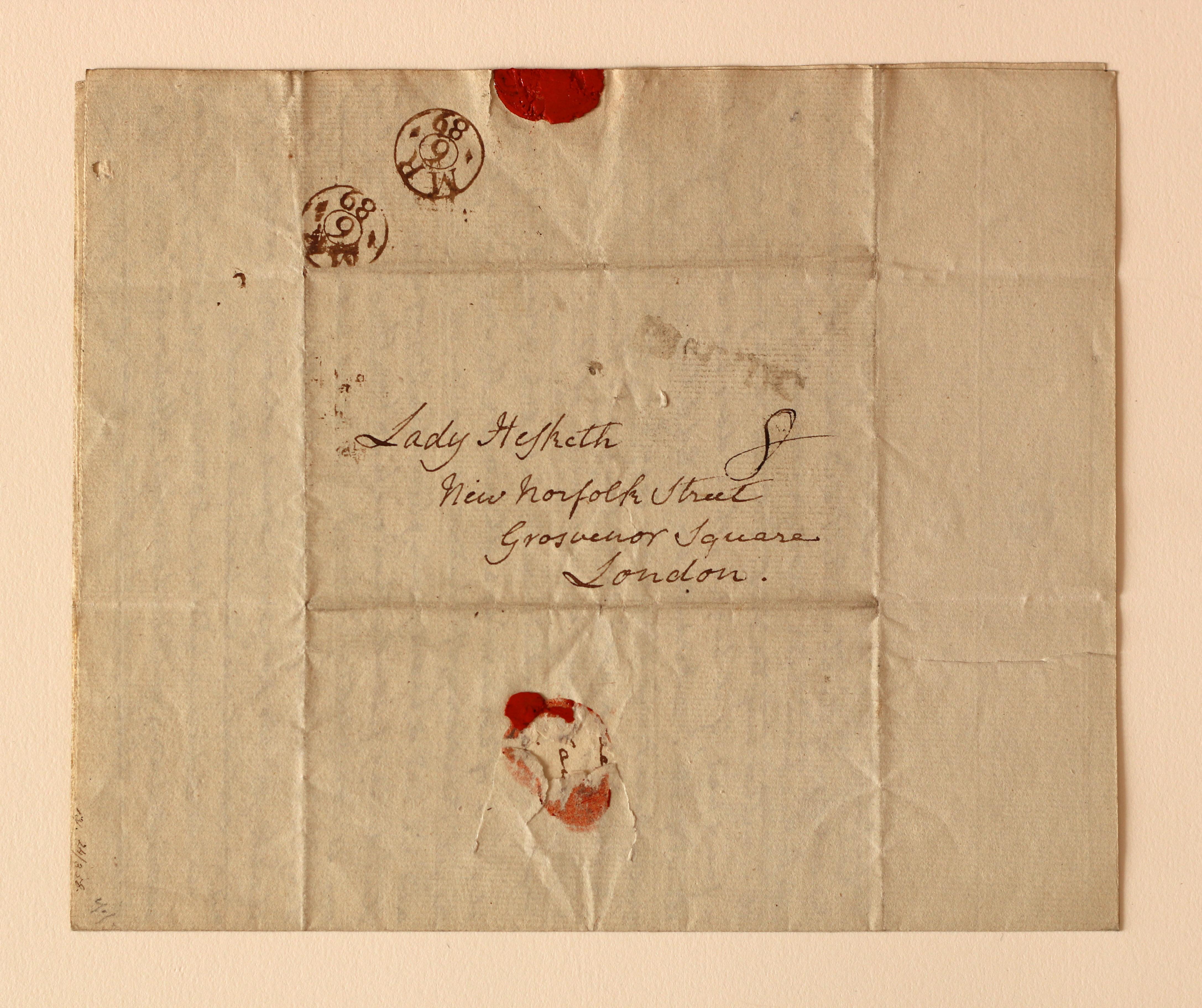 Cowper Envelope