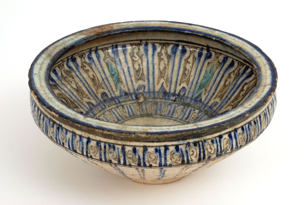 BZ.1916.1, Bowl with Exterior Stripes
