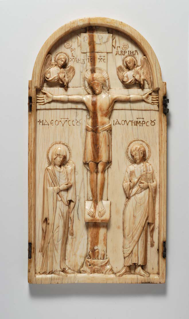BZ.1929.2, Crucifixion Plaque