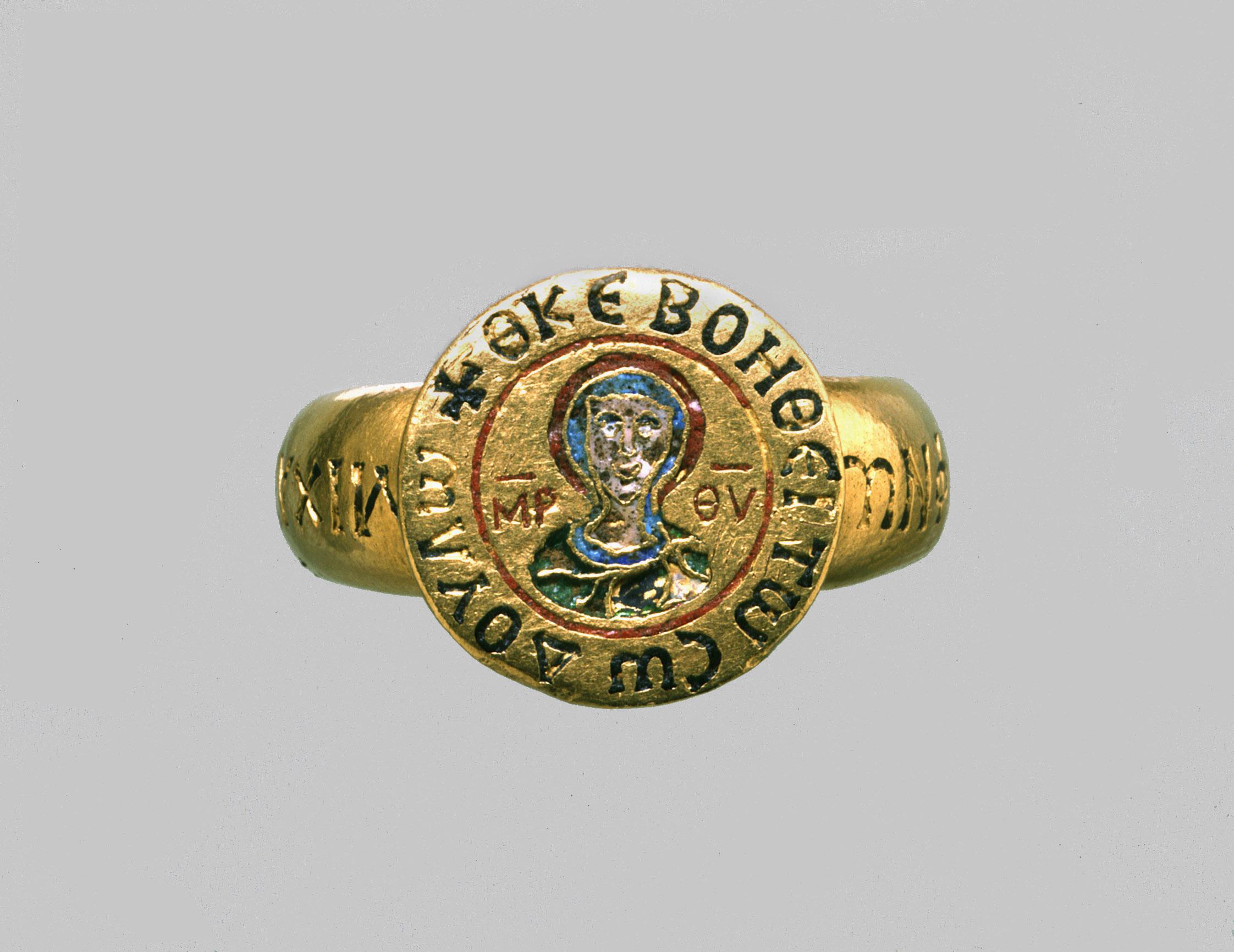 BZ.1934.3, Ring of Michael Stryphnos