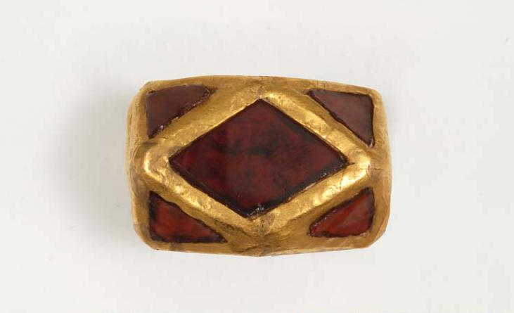 BZ.1936.29, Cloisonné Piece