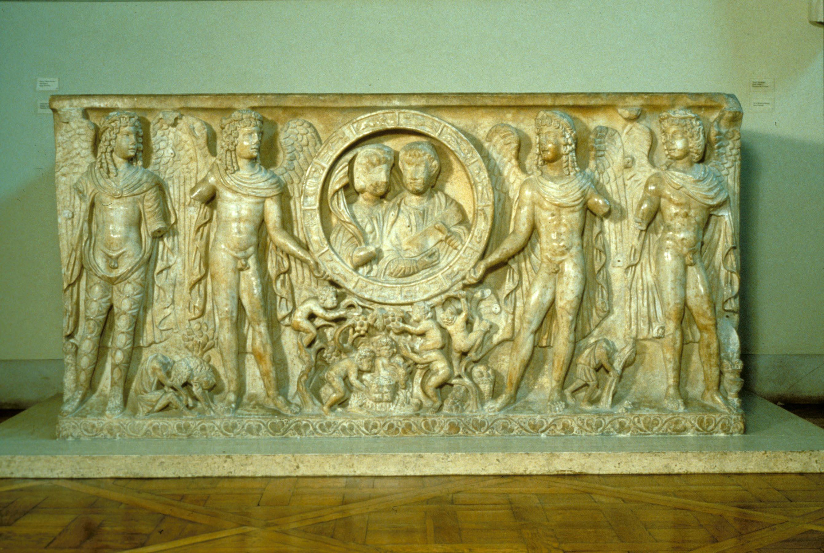 BZ.1936.65, Seasons Sarcophagus