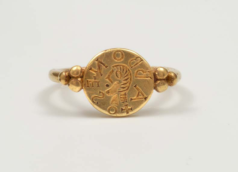 BZ.1937.27, Ring of Abbo