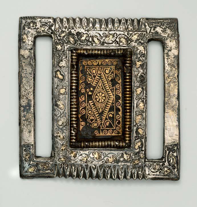 BZ.1937.34, Strap or Belt Ornament