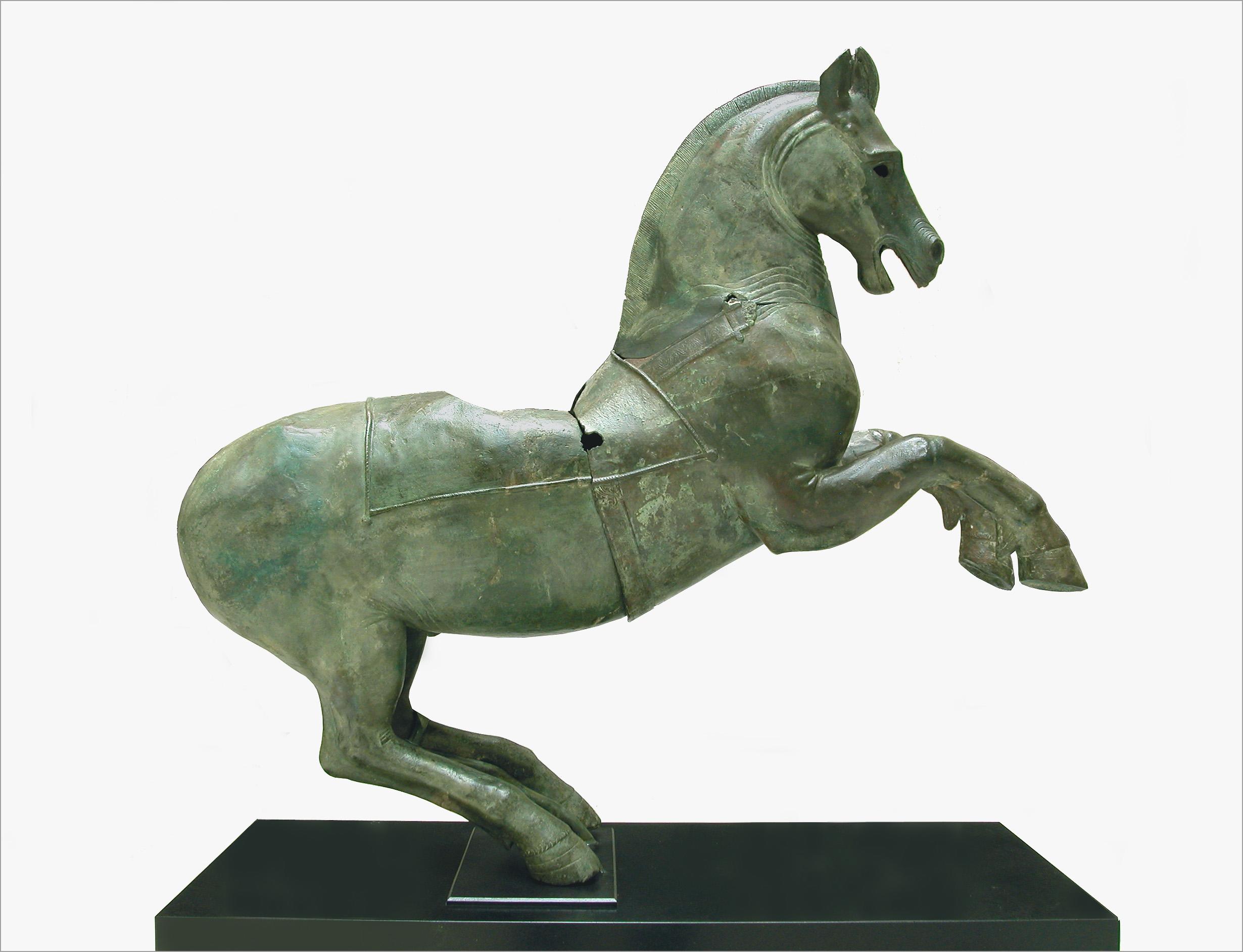 BZ.1938.12, Rearing Horse