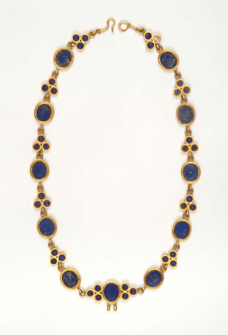 BZ.1938.69.1–2, Necklace with Pendant
