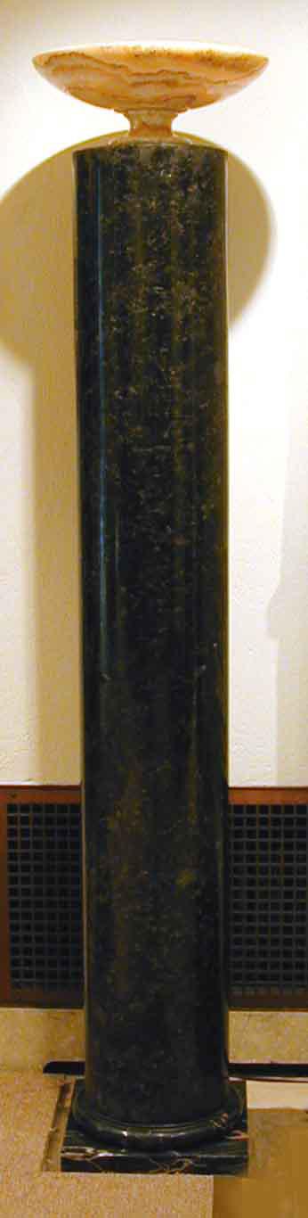 BZ.1940.78–79, Labradorite Columns