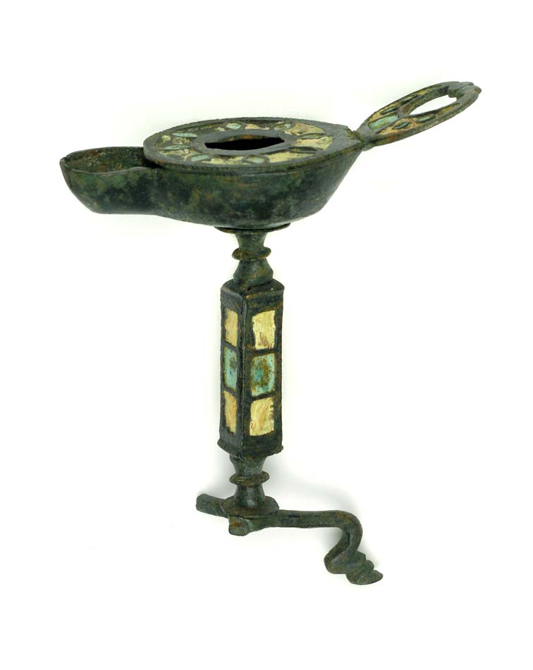 BZ.1950.19, Lamp and Stand