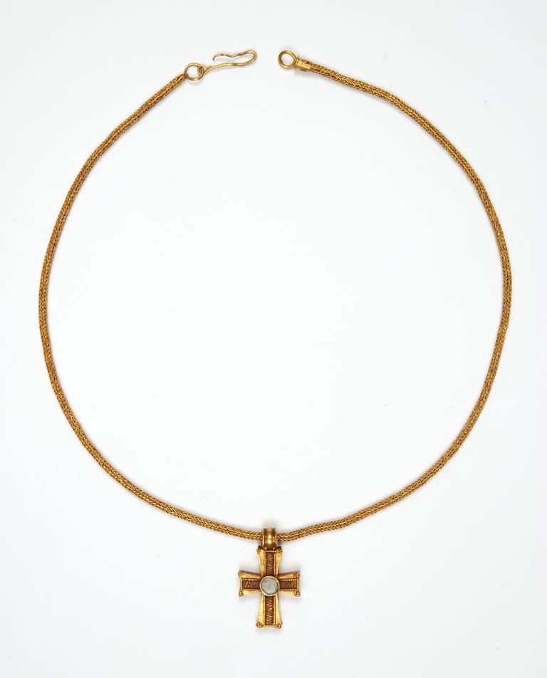 BZ.1950.20, Enkolpion Cross and Chain