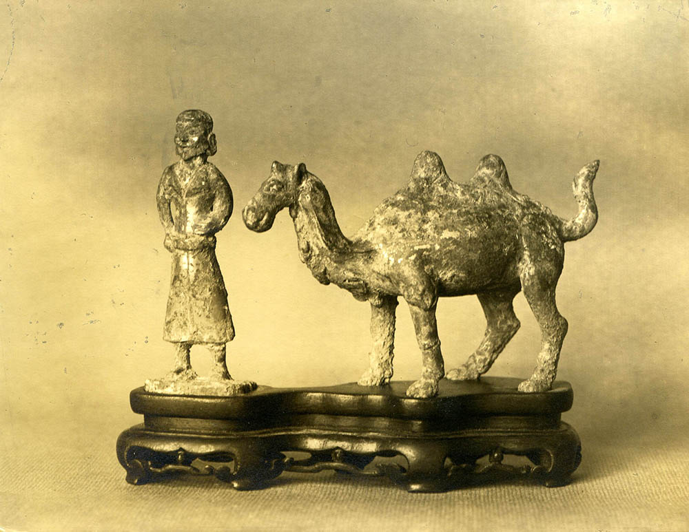 Ex.Coll.HC.S.1925.04.(B), Camel and Groom