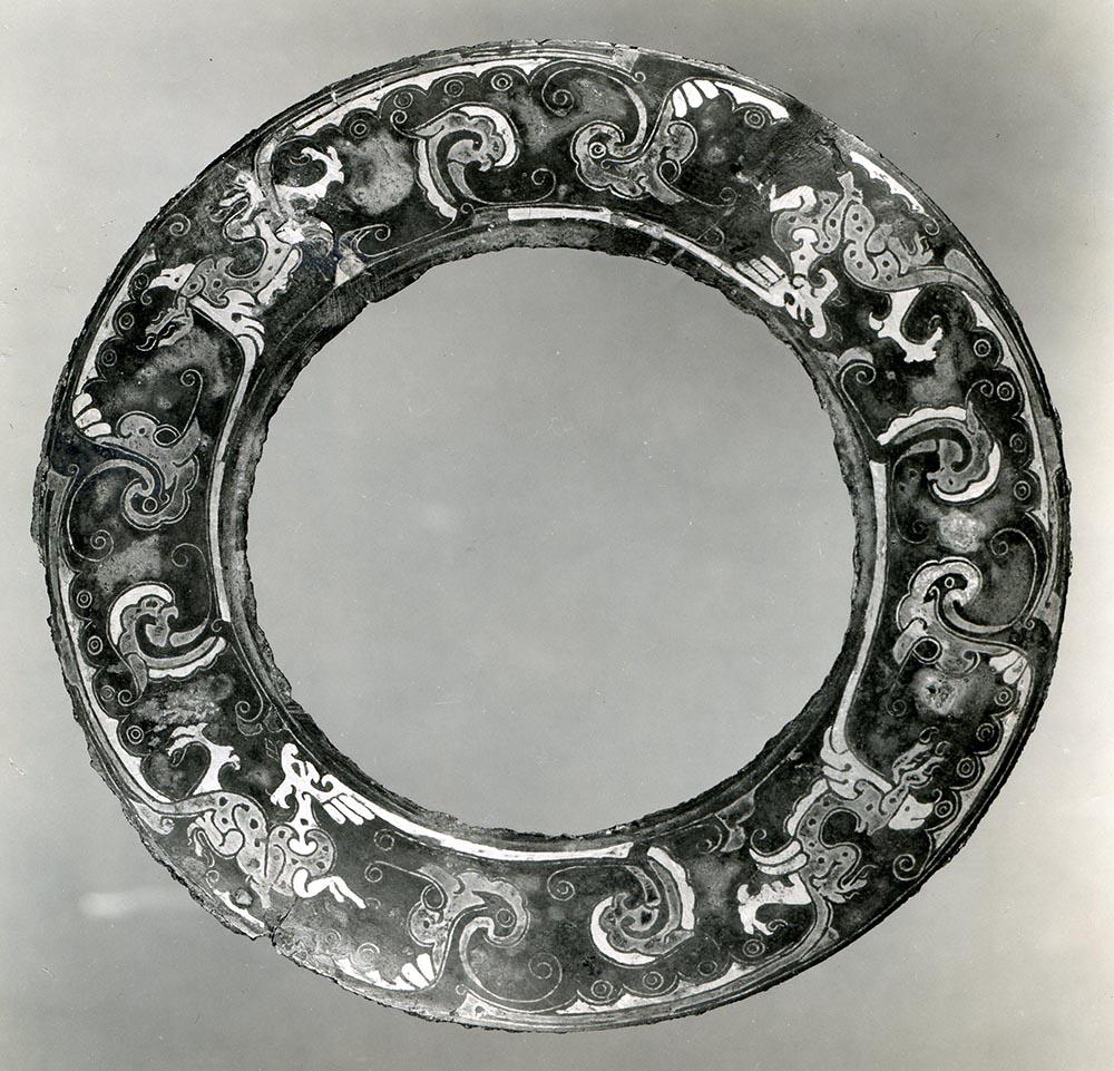 Ex.Coll.HC.S.1926.07.(B), Disk (Huan)